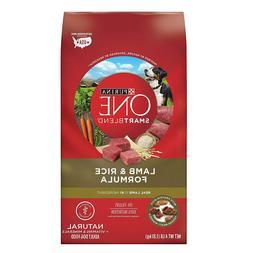 Purina ONE SmartBlend Natural Formula Adult Dry Dog Food Lam