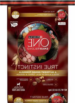 Purina ONE SmartBlend True Instinct with Real Turkey & Venis