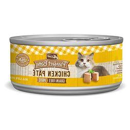 Merrick Purrfect Bistro Grain Free, 5.5 oz, Chicken Pate - P
