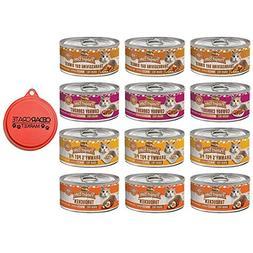 Merrick Bundle Purrfect Bistro Grain Free Canned Cat Food 4