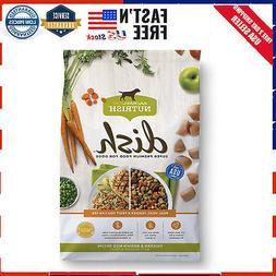 Rachael Ray Nutrish DISH Natural Dry Dog Food, Chicken Brown