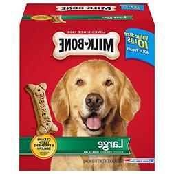 Milk Bone 79100-92502 10 Lb Large Original Milk Bone Dog Bis