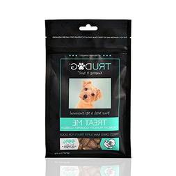 Real Meat Organic Dog Treats - Treat Me: Freeze-Dried Raw Su