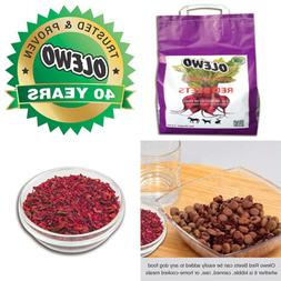 Red Beets Allergy Dog Food Supplement Controls Skin Allergie