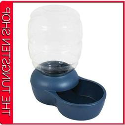 Replendish Gravity Waterer With Microban CAT And DOG Water D