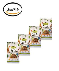 PACK OF 4 - Rachael Ray Nutrish DISH Natural Dry Dog Food, C