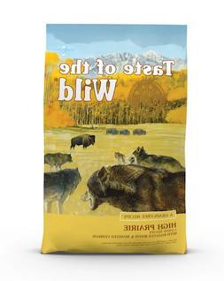 Taste of the Wild Roasted Bison & Venison Dry Dog Food, 28 l