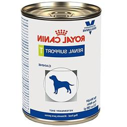 ROYAL CANIN Canine Renal Support T Wet Slices in Gravy Can