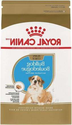 Royal Cannin Bulldog Puppy Food 30lb Bag