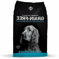 SALE Naturals Grain Free Real Meat Recipe Premium Dry Dog Fo