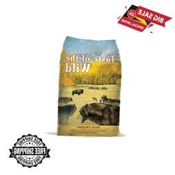 Taste of the Wild High Prairie Grain-Free Dry Dog Food 28lb
