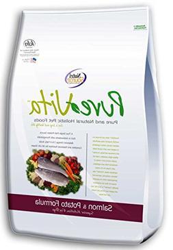 Salmon and Potato Dry Dog Food Size: 15-lb bag