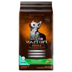 Pro Plan Savor Shredded Blend Small Breed Dog Food, 6 lbs.