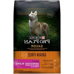 Purina Pro Plan SAVOR Adult Grain Free Shredded Blend Salmon