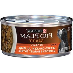 Purina Pro Plan Savor Seared Chicken Carrots Entree Canned A