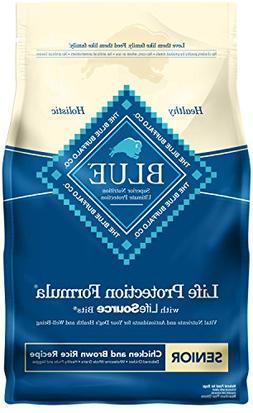 Blue Buffalo Life Protection Formula Natural Senior Dry Dog