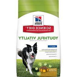 Hill's Science Diet Senior Dog Food, Adult 7+ Youthful Vital