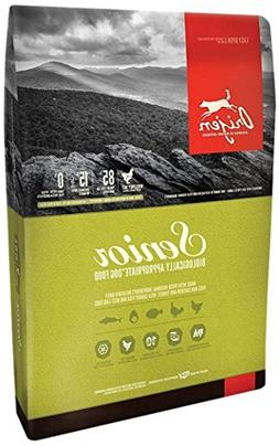 Orijen Senior Dry Dog Food 25 lb. Bag Fresh Free-Run Chicken