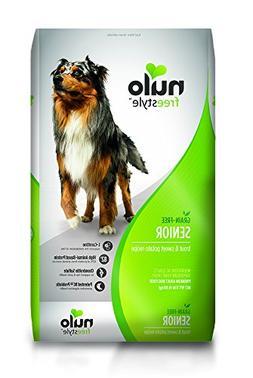 Nulo Senior Grain Free Dog Food With Glucosamine And Chondro