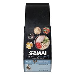 IAMS SENSITIVE NATURALS Oceanfish and Rice Recipe Premium Dr