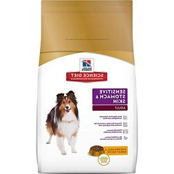 Hill's Science Diet Adult Sensitive Stomach & Skin Dog Food,