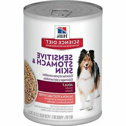 Hill's Science Diet Adult Sensitive Stomach & Skin Wet Dog F
