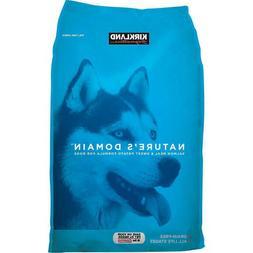signature nature s domain dog food