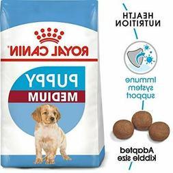 Royal Canin Size Health Nutrition Medium Puppy Dry Dog Food,