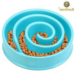 Slow Dog Feed Bowl -Promotes Interactive, Slow Eating - Prev