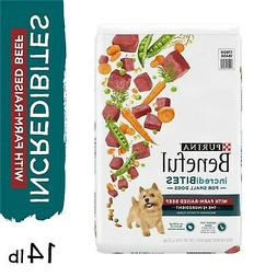 Purina Beneful IncrediBites Small Breed Dry Dog Food With Be