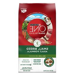Purina ONE SmartBlend Small Breed Lamb & Rice Formula Adult