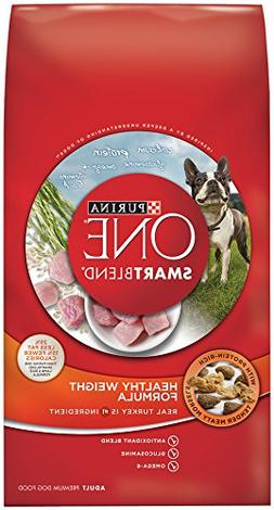Purina ONE SmartBlend Dry Dog Food, Healthy Weight Formula,