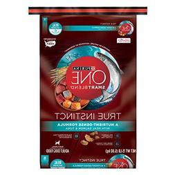 Purina ONE SmartBlend True Instinct with Real Salmon & Tuna