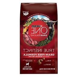 Purina ONE SmartBlend True Instinct Grain-Free Formula With