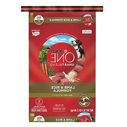 Purina ONE SmartBlend Natural Lamb & Rice Formula Adult Dry