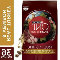 Purina ONE SmartBlend True Instinct Natural With Real Turkey