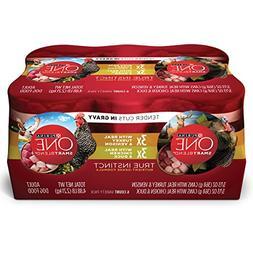 Purina ONE SmartBlend Wet Dog Food Variety Pack - 6 13 oz. C