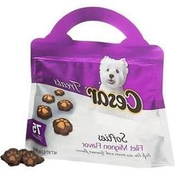 Cesar Softies Filet Mignon Flavor Dog Treats