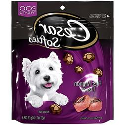 CESAR SOFTIES Dog Treats Filet Mignon Flavor, 18 oz. Pouch