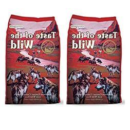Taste of the Wild 2 Pack Southwest Canyon Dry Dog Food Wild