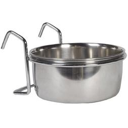 Stainless Steel Coop Cups with Wire Hanger Size:10 Oz Packs: