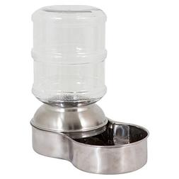 stainless steel replendish waterer