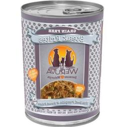 Weruva Steak Frites Canned Dog Food, Weruva
