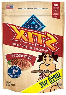 Blue Stix Beef Recipe Soft-Moist Dog Treats , 13 oz