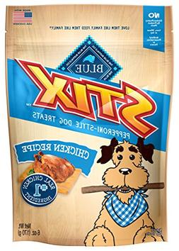 Blue Stix Chicken Recipe Soft-Moist Dog Treats , 6 oz