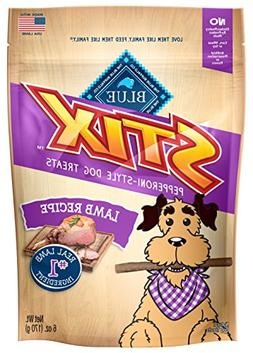 Blue Stix Lamb Recipe Soft-Moist Dog Treats , 6 oz