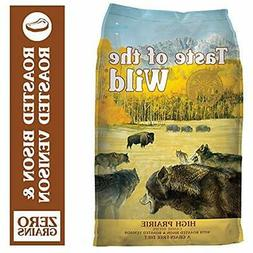 taste dry of the wild grain free
