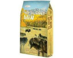 Taste of The Wild 9567 Grain Free High Protein Dry Dog Food