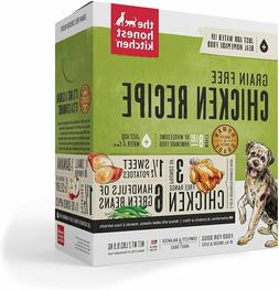 The Honest Kitchen Human Grade Dehydrated Grain Free Dog Foo