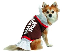 Tootsie Roll Dog Costume - Size X-Small